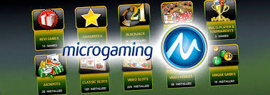sites de casino microgaming
