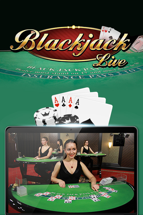 Casinos certifiés de Blackjack avec croupier en direct