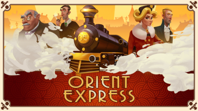 Orient Express slot machine